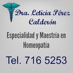 homeopatia perez